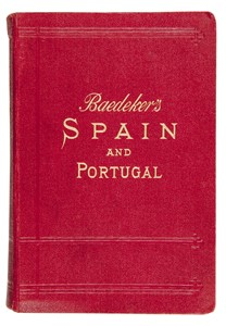 Karl Baedeker - BAEDEKER. Spain and Portugal.