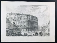Giovanni Battista PIRANESI - Due splendide incisioni del Piranesi.