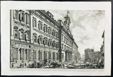 Giovanni Battista PIRANESI - Tre splendide incisioni del Piranesi.