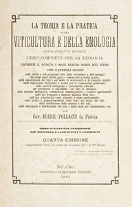 AA.VV. - Viticulture and enology. Four works.