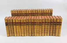 François-Marie Arouet VOLTAIRE - VOLTAIRE. Oeuvres. 40 volumes.