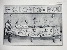 Luigi GALVANI - Electricity – Physiology. GALVANI. Two works.
