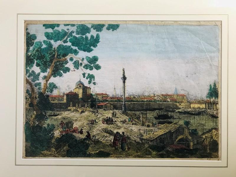 Calendario Aste Padova.Antonio Canal Canaletto Canaletto Veduta Fantastica Di