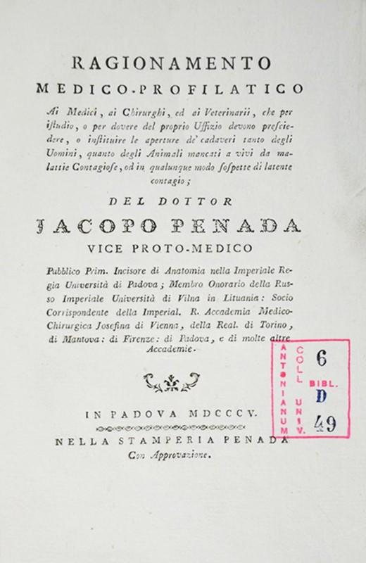 Calendario Aste Padova.Jacopo Penada Medicine Penada Ragionamento Medico