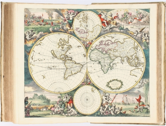FINE RARE BOOKS, ATLASES AND MANUSCRIPTS